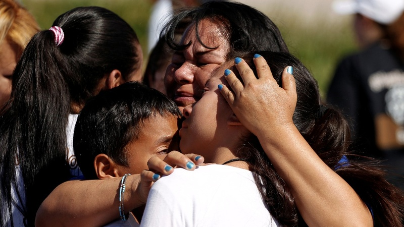 Over 2,400 immigrant families separated at border