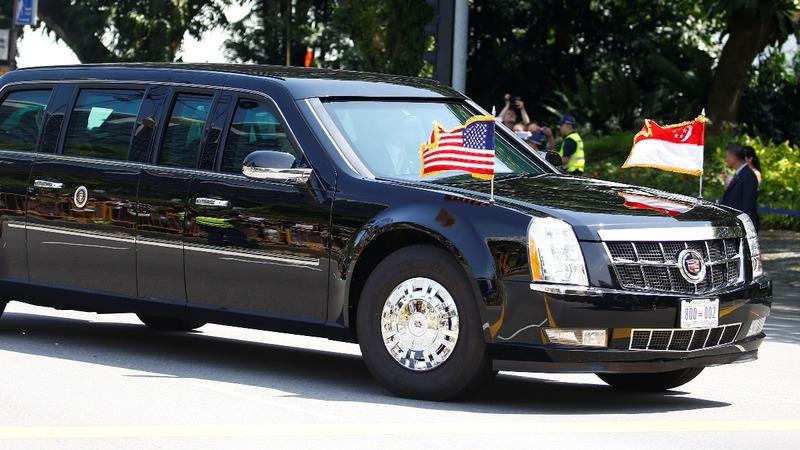 Negotiators race to prepare for Trump-Kim summit