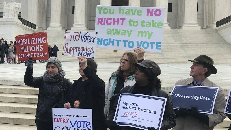 Supreme Court upholds Ohio voter-roll 'purge'