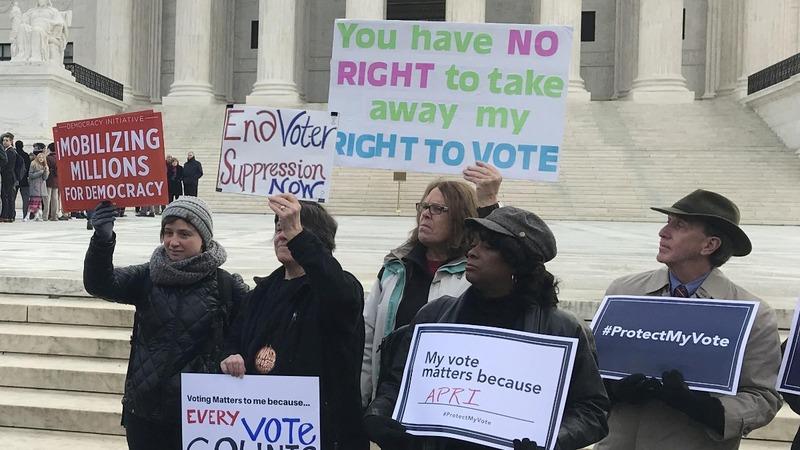 Supreme Court upholds Ohio voter-roll 'purge'