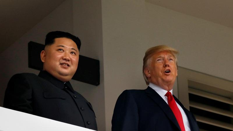 INSIGHT: Donald Trump meets Kim Jong Un