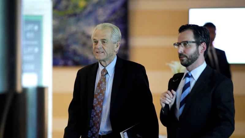 Trump aide Navarro apologizes for Trudeau insult