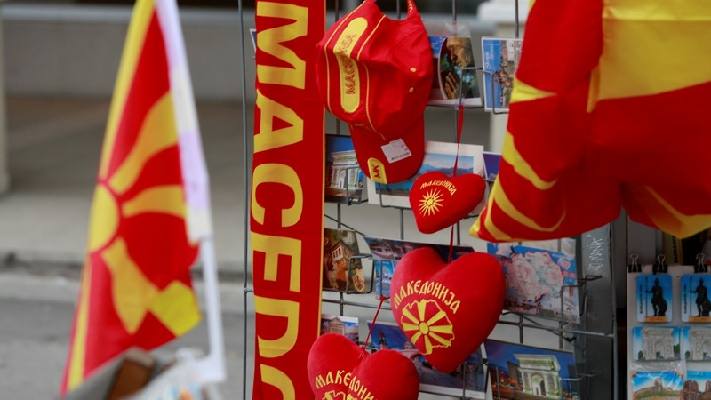 Greece and Macedonia end 27-year name dispute