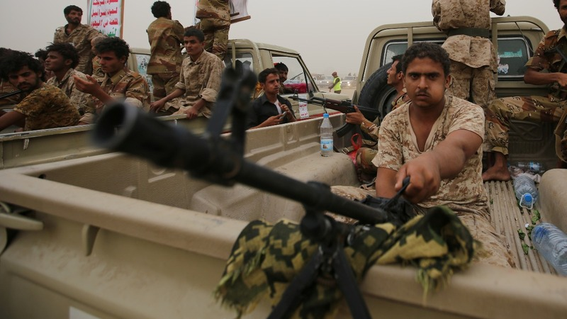 Major battle unfolding in Yemen, 250,000 at risk
