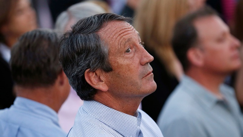 Bashed by Trump, GOP's Sanford loses primary