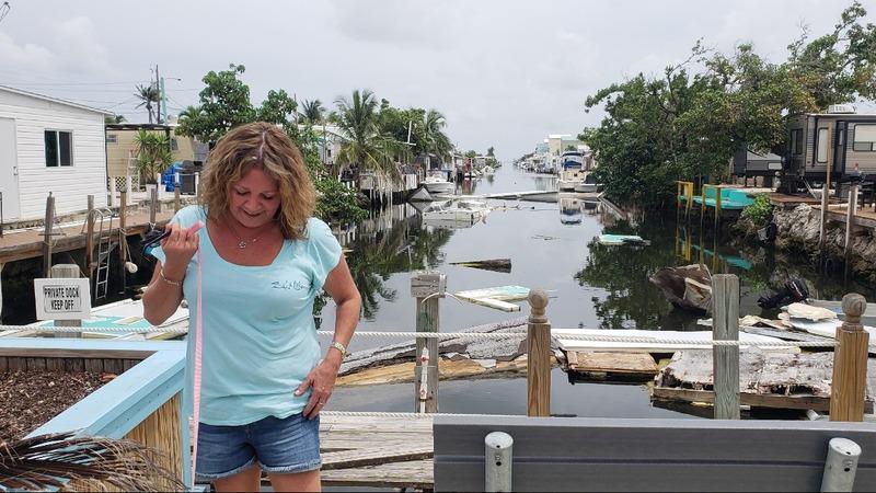 Housing crisis dogs Florida Keys months after Irma