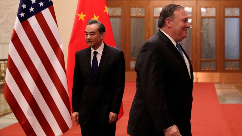 VERBATIM: China urges U.S. to make 'wise choice' on trade