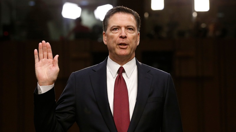 Justice Dept report says Comey made serious errors