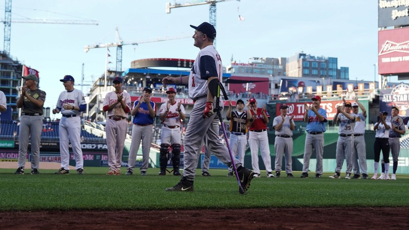 INSIGHT: Scalise back in the game, one year on