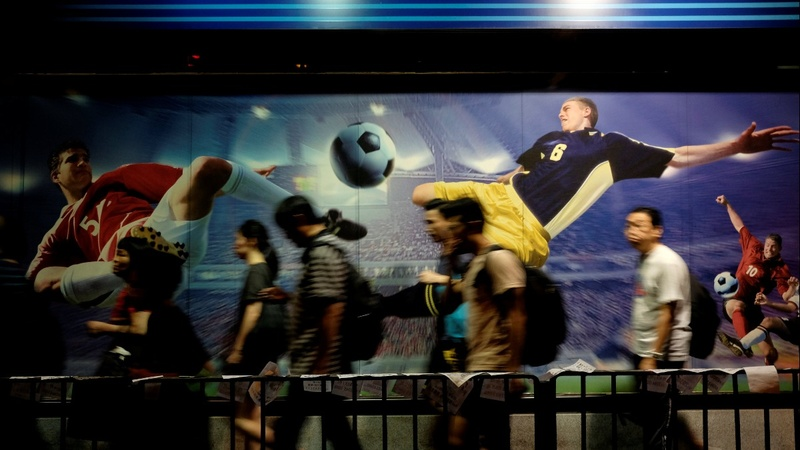 Asia fights World Cup-fueled surge in illegal gambling