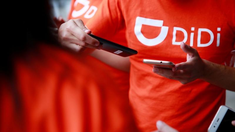 China ride-share giant Didi heads to Australia