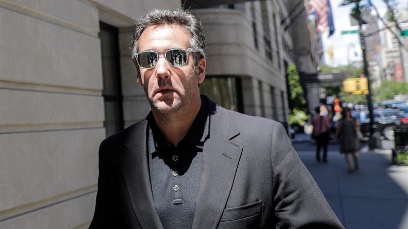 Cohen loses bid for gag order against Avenatti