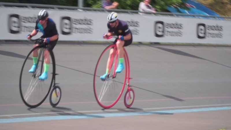 INSIGHT: Cyclist attempts to break Farthing record