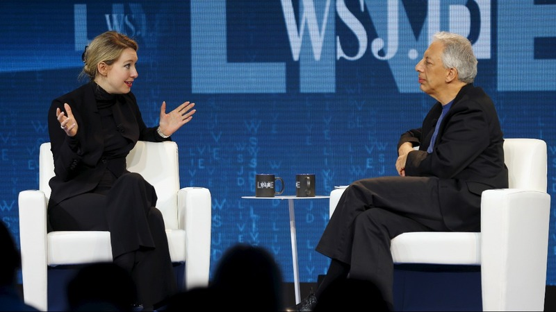Theranos founder Holmes indicted for fraud