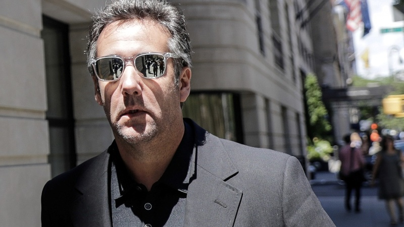 Prosecutors reassemble documents from Cohen raids
