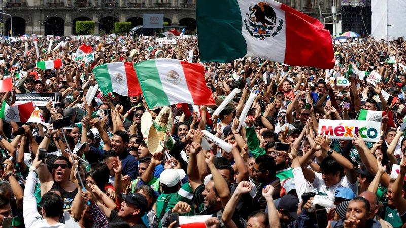 Mexicans celebrating World Cup win trigger quake sensors
