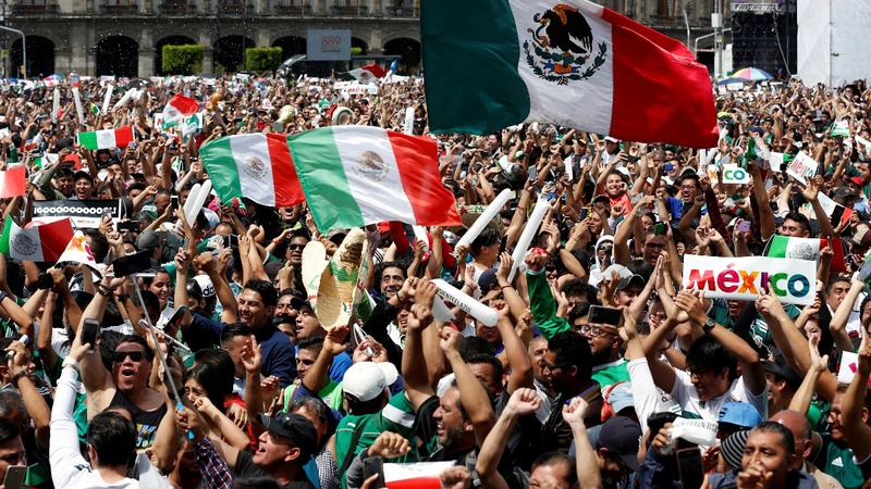 Mexicans celebrating World Cup win trigger quake sensors