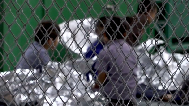 Protests, blame over immigrant child separations