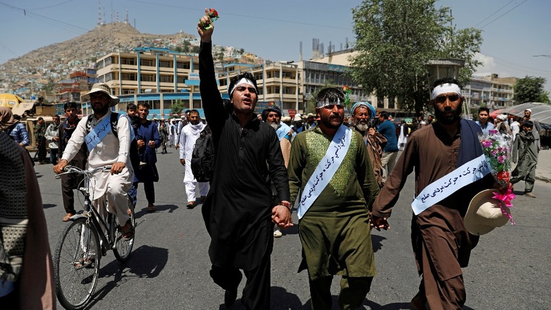Afghan ceasefire ends as activists call for peace