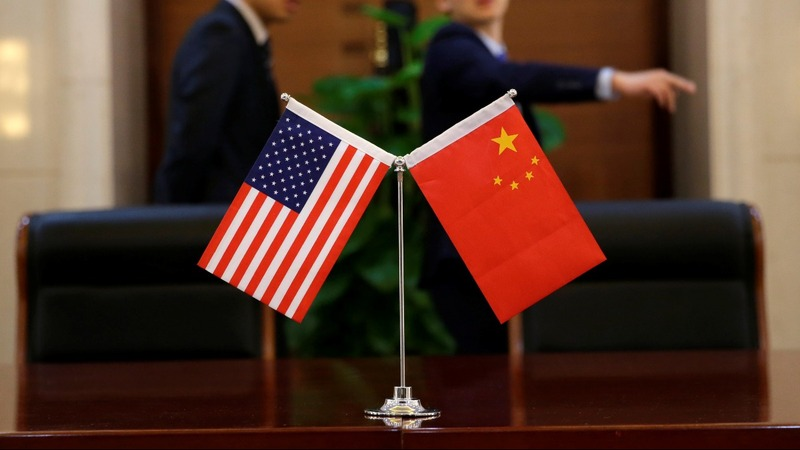 Trump threatens China with largest tariffs yet
