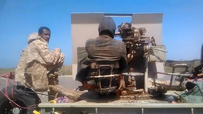 Coalition gains in battle for Yemen port city