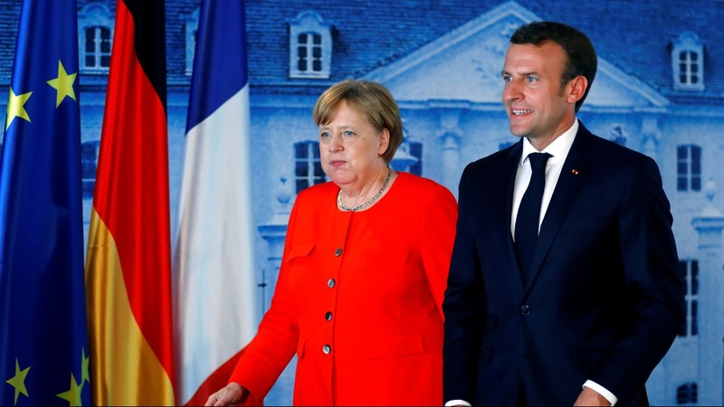 Macron wins euro zone reform concession