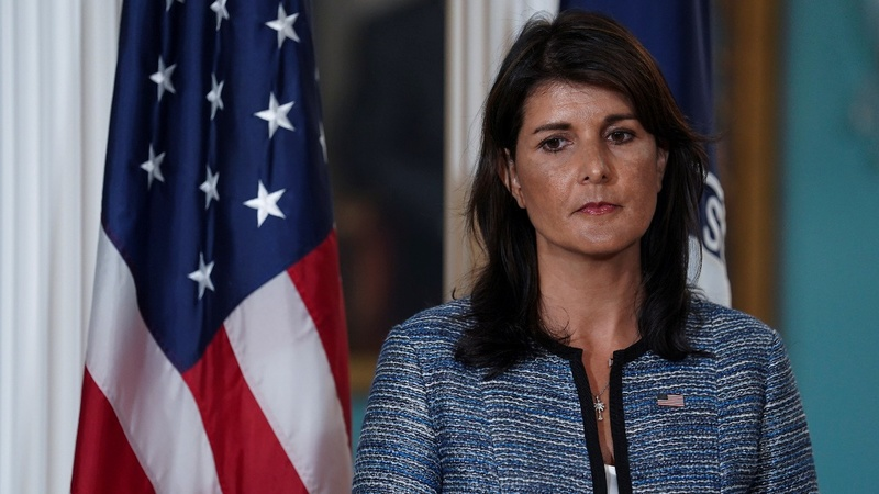 U.S. quits U.N. Human Rights Council