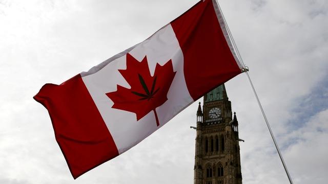 Canada legalizes recreational marijuana