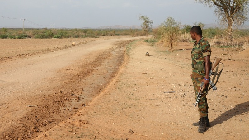 A 20-year African standoff may be about to end