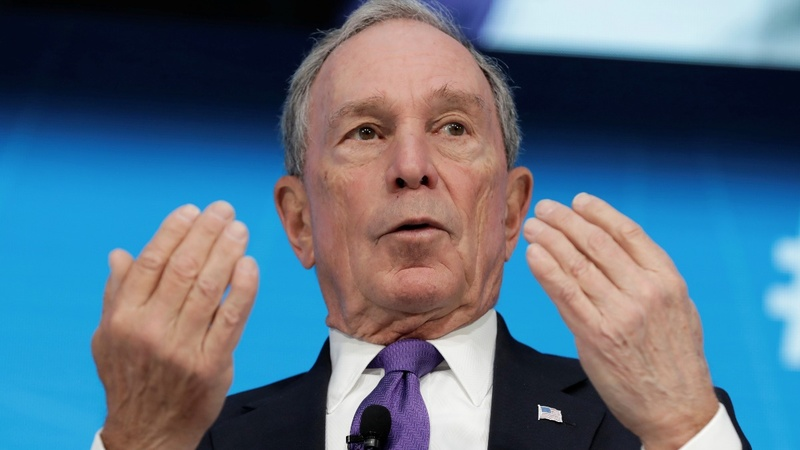 Bloomberg's bold goal: Help Dems win the House