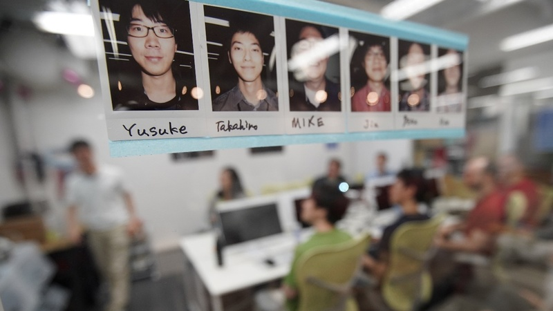 Coding boot camp builds software skills in Japan