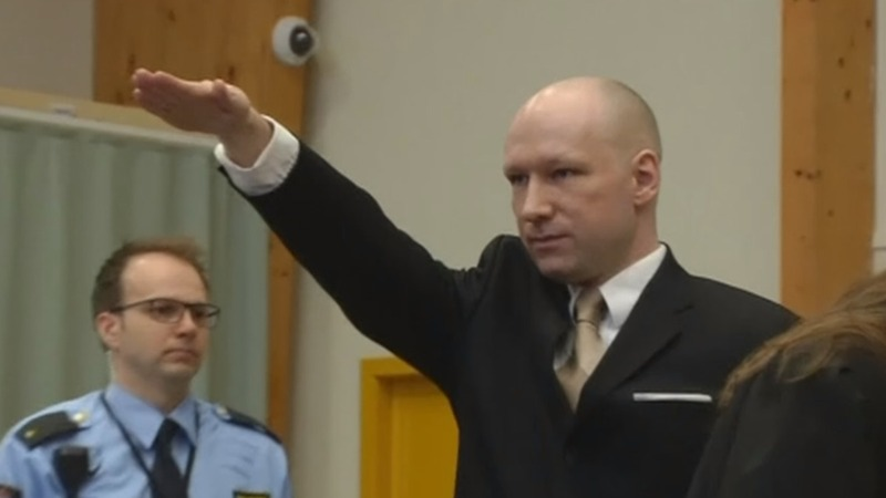 Anders Breivik's human rights appeal rejected