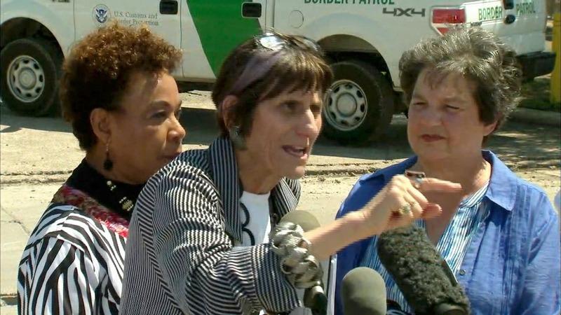 VERBATIM: Dems speak out on immigration 'crisis'