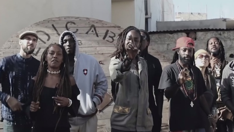 African artists rap against 'colonial' currency