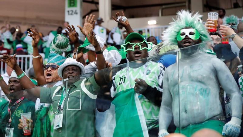 Online betting kicks off in soccer-mad Nigeria