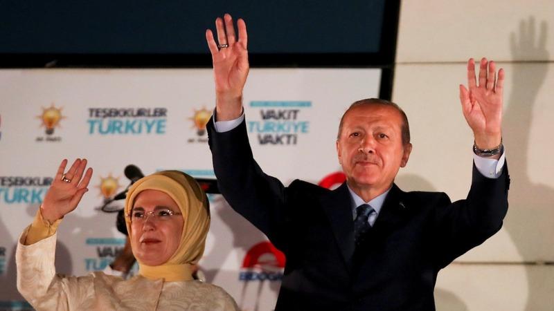 Erdogan's next task: Saving Turkey's economy