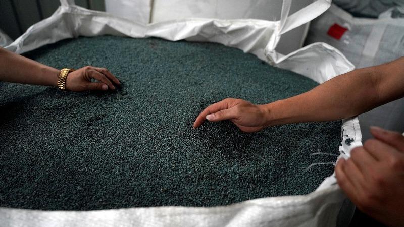 China's ban on foreign trash hits recycling biz