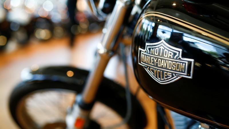 Trump threatens Harley-Davidson with 'big tax'