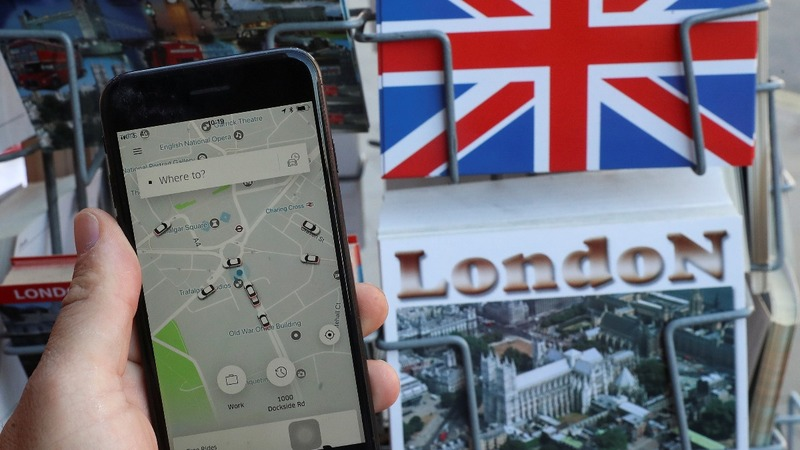 Uber allowed to remain in London, for now: Court
