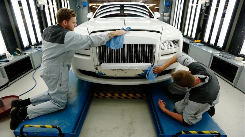 Auto industry fears Brexit car crash