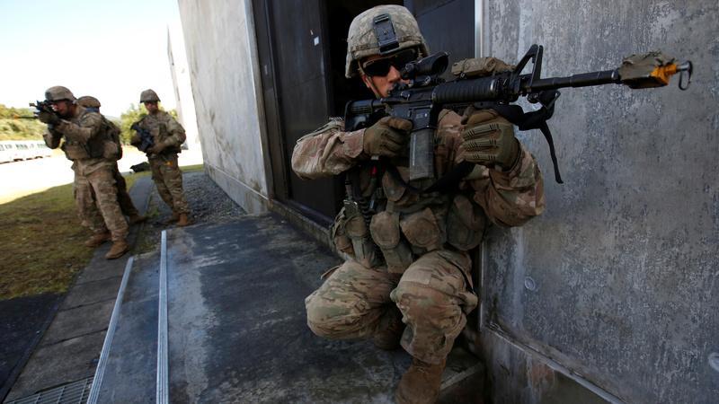 Democrats deploy combat vets in 2018 campaign