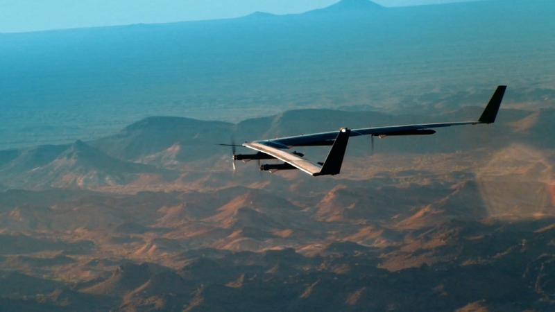 Facebook grounds internet drone project