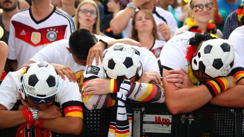 Germany crashes out of World Cup at group stage