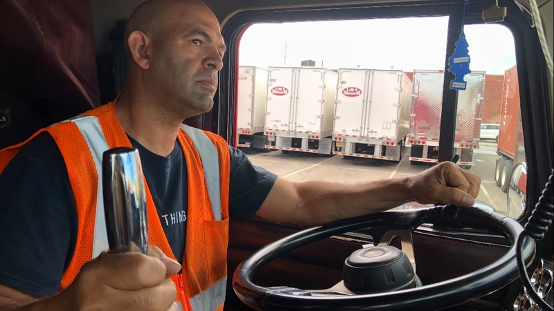 The Long Haul: Truckers face an uncertain future