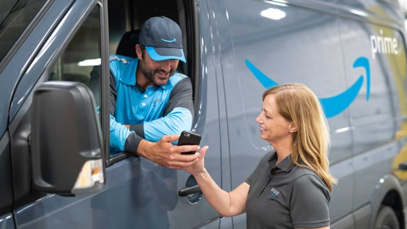 Amazon wants you to set up a delivery business