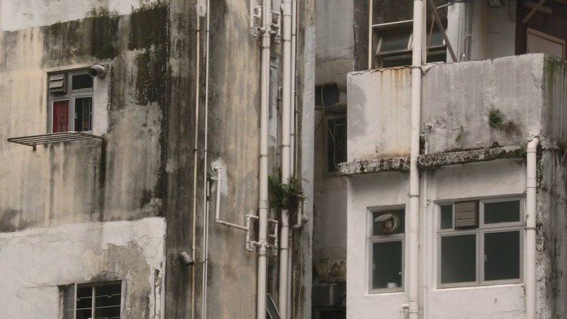 Hong Kong finds an appetite for 'haunted houses'