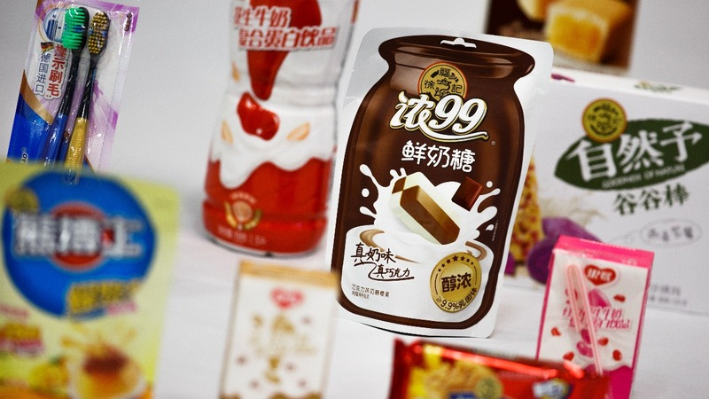 China Inc already reining in American brands