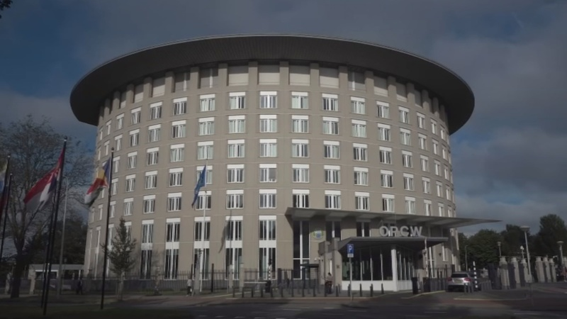 Chemical weapons watchdog can now assign blame