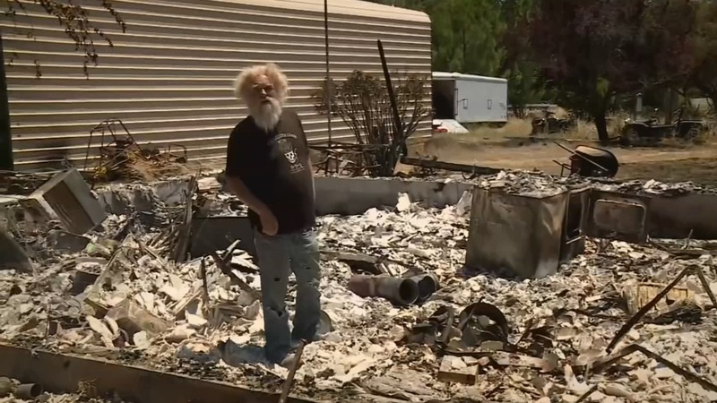 Pawnee fire victims count cost