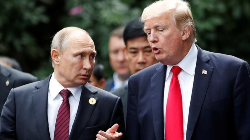 Trump-Putin summit to be held in Finland in July